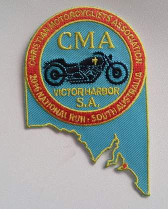 Custom Made Embroidered / Woven Badges - PinSource Australia